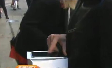 iPhone 6 Owner in Australia Panics, Drops Epic Item on Live Television
