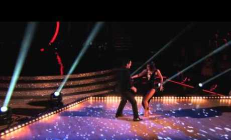 Antonio Sabato Jr. & Cheryl Burke - Dancing with the Stars Week 2 Performance