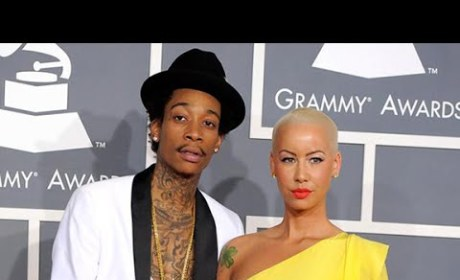 Amber Rose Caught Wiz Khalifa Cheating With TWINS!