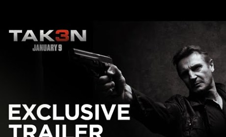 Taken 3 Trailer: Head Butts For All!