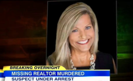Beverly Carter, Missing Arkansas Real Estate Agent, Found Dead; Arron Lewis Arrested