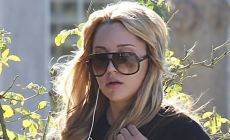 Amanda Bynes Arrested on Second DUI Charge