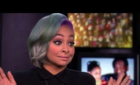 Raven-Symone to Oprah: Don't Call Me African-American!