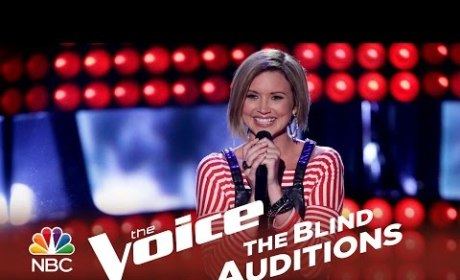 Beth Spangler - Best Thing I Never Had (The Voice Audition)