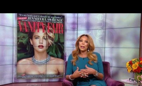 Wendy Williams to Jennifer Lawrence: Shut UP About Being Naked!