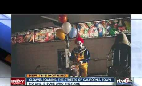 Wasco, California Clowns