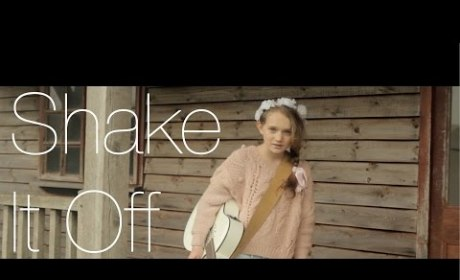 """Young Girl Covers """"Shake It Off"""""""