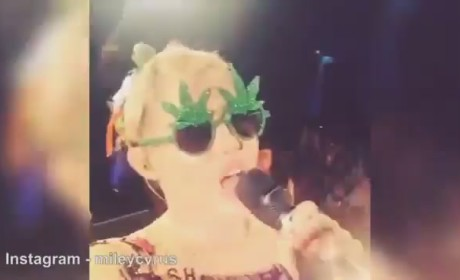 "Miley Cyrus Covers Dolly Parton, Adds ""Stupid Slut"" Lyrics"