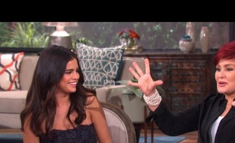 Selena Gomez on The Talk