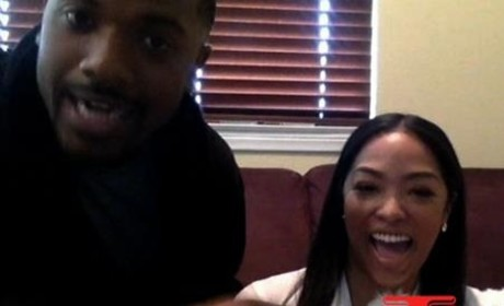 Ray J, Princess Love Back Together!