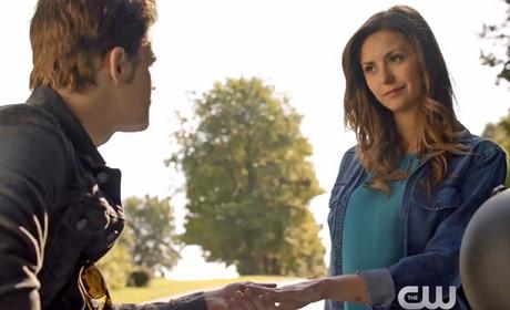 The Vampire Diaries Sneak Peek: Playing Pretend