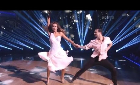 Sadie Robertson Dancing With the Stars Rumba: Elegant, Yet Age-Appropriate!