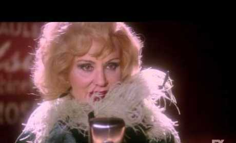 Jessica Lange Covers Lana Del Rey on American Horror Story: Watch Now!