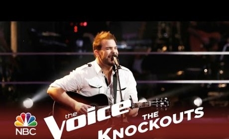 James David Carter - You've Got a Friend (The Voice Knockouts)