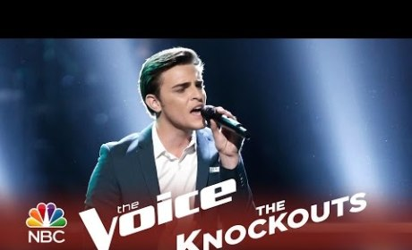 Ricky Manning - Wrecking Ball (The Voice Knockouts)