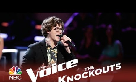 Matt McAndrew - Drops of Jupiter (The Voice Knockouts)