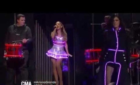 Ariana Grande CMA Performance Draws MAJOR Criticism!