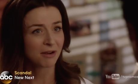 Grey's Anatomy Season 11 Episode 7 Teaser: Amelia vs. Derek!