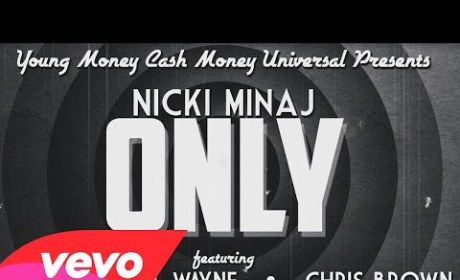 "Nicki Minaj Apologizes for Nazi Imagery in ""Only"" Lyric Video"