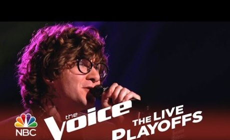 Matt McAndrew - God Only Knows (The Voice Playoffs)