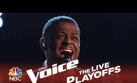 Damien - I'm Not the Only One (The Voice Playoffs)
