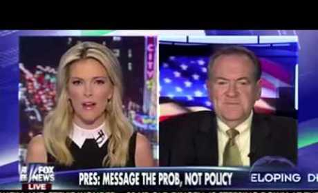 Megyn Kelly Introduces Mike Huckabee on Fox News, Accidentally Drops F Bomb
