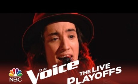 Taylor John Williams - Stuck in the Middle with You (The Voice Playoffs)