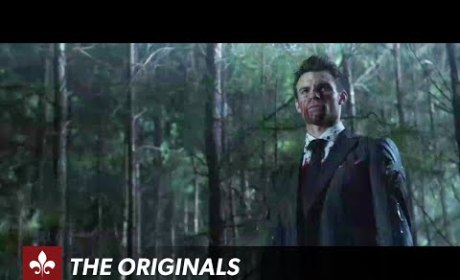 The Originals Sneak Peek: Can Klaus Break Through?