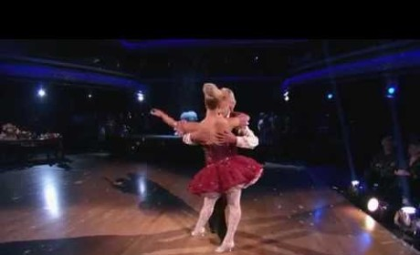 Tommy Chong & Peta Murgatroyd - Rumba (Dancing With the Stars)