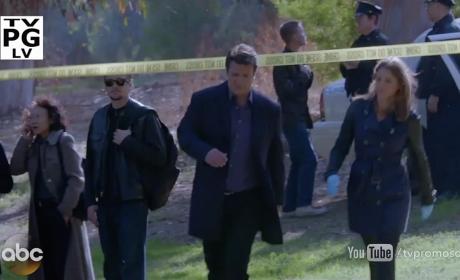 Castle Season 7 Episode 8 Teaser: Back to Business