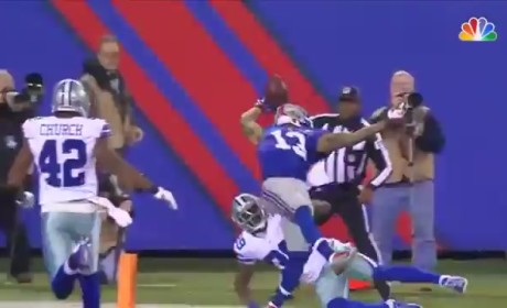 Odell Beckham Jr. Catch