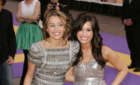 Demi Lovato Talks Miley Cyrus