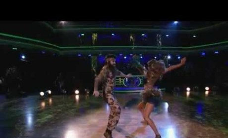 Sadie Robertson and Mark Ballas - Samba (Dancing With the Stars Finals)