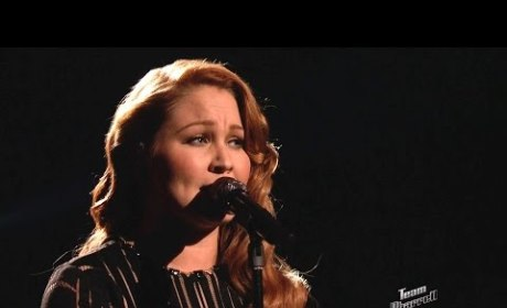 DaNica Shirey - I Have Nothing (The Voice Top 10)