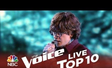 Matt McAndrew - Fix You (The Voice Top 10)