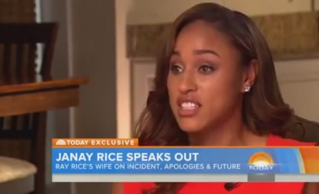 Janay Rice Interview