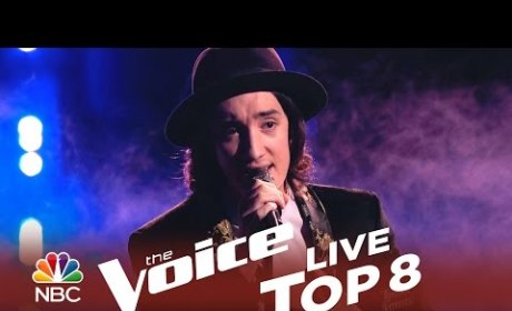 Taylor John Williams - Royals (The Voice Top 8)