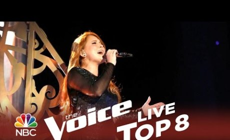 DaNica Shirey - These Dreams (The Voice Top 8)