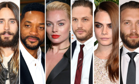 Suicide Squad Cast Announced: Will Smith! Jared Leto! And Oprah?!?