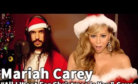 """Man Sings """"All I Want for Christmas Is You"""" in 20 Different Celebrity Voices, Rules the Internet"""