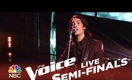 Taylor John Williams - Falling Slowly (The Voice Semifinals)