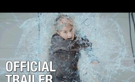 Insurgent Movie Trailer
