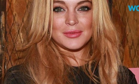 Lindsay Lohan: Good Riddance, Los Angeles!