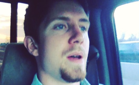 Ben Seewald Croons Christmas Classics in New Instagram Clips! Watch Now!