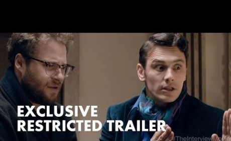 The Interview Trailer