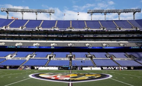 Ravens Head of Security Charged With Sexual Assault