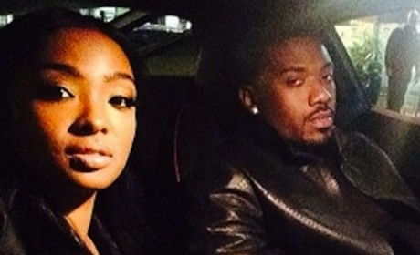 Ray J 911 Call: Princess Love Might Kill Herself ... and Me First!