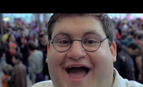 Real Life Peter Griffin Wins New York Comic Con: Watch Him in Action!