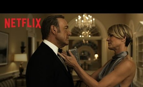 "House of Cards Season 3 Trailer: ""We're Murderers"""