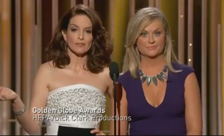 Tina Fey and Amy Poehler CRUSH Bill Cosby in Golden Globes Monologue: Funny or Foul?